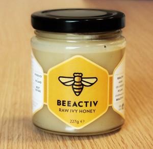 Raw Ivy Honey
