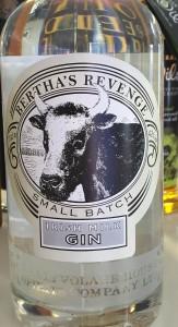 Bertha's Revenge Gin