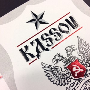 KASSOV labels Ireland
