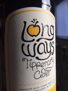Longways Tipperary Cider