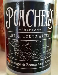 Poachers Tonic Water
